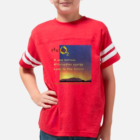 10x10_apparel_haiku_horizon_b Youth Football Shirt
