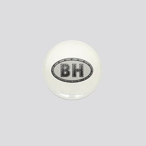 BH Metal Mini Button