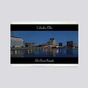 Columbus Ohio Skyline Magnets