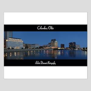 Columbus Ohio Skyline Posters