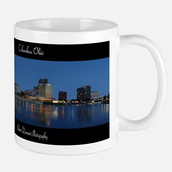 Columbus Ohio Skyline Mugs