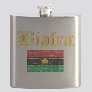 Biafra Flag Flask