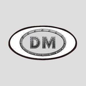 DM Metal Patch