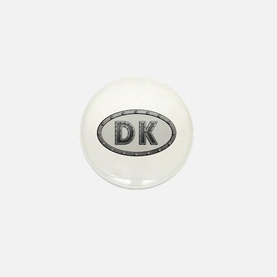 DK Metal Mini Button