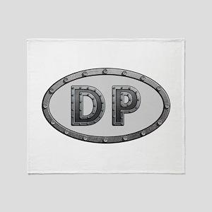 DP Metal Throw Blanket
