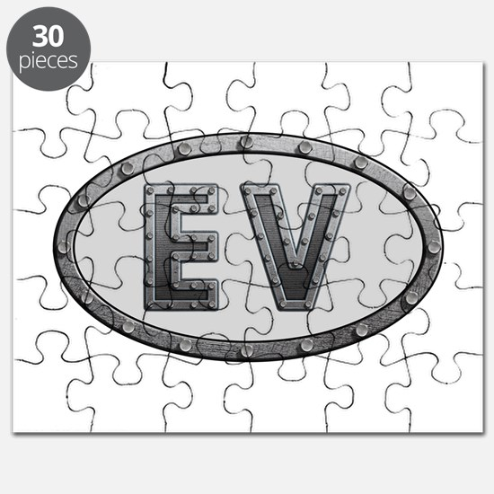 EV Metal Puzzle