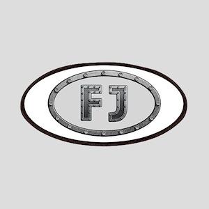 FJ Metal Patch