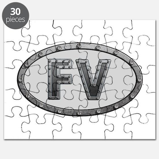 FV Metal Puzzle