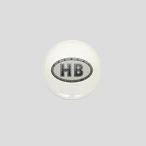 HB Metal Mini Button