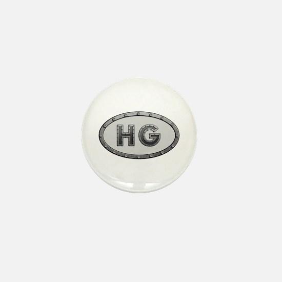 HG Metal Mini Button