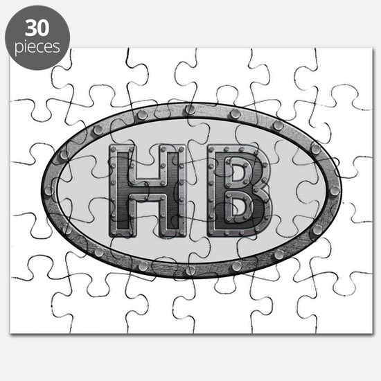 HB Metal Puzzle