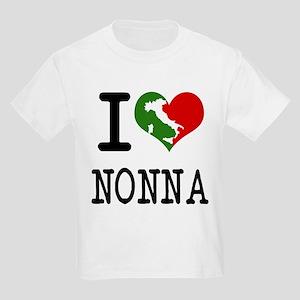 I Love Nonna Kids T-Shirt