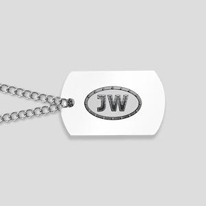JW Metal Dog Tags
