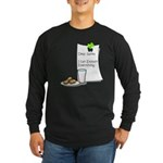 Dear Santa Long Sleeve Dark T-Shirt