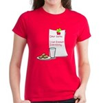 Dear Santa Women's Dark T-Shirt