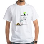 Dear Santa White T-Shirt