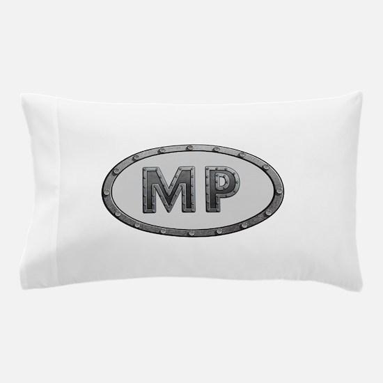 MP Metal Pillow Case
