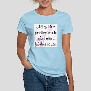 TOP HAIR STYLIST Women's Light T-Shirt