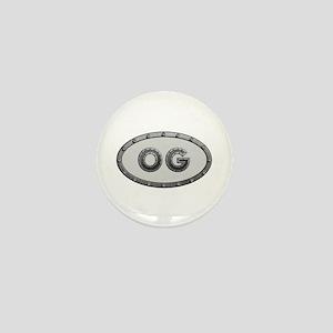OG Metal Mini Button