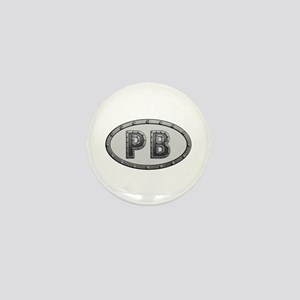 PB Metal Mini Button