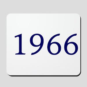 1966 Mousepad
