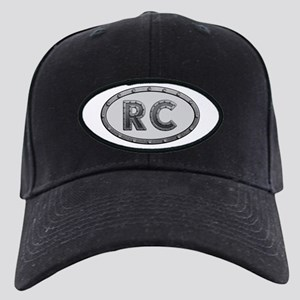 RC Metal Black Cap