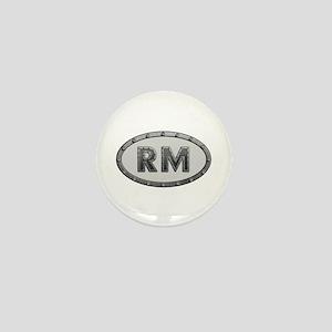 RM Metal Mini Button