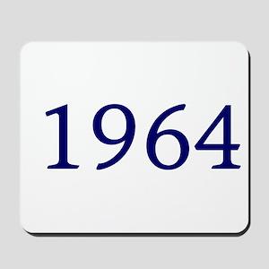 1964 Mousepad