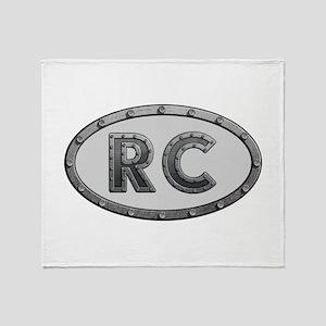 RC Metal Throw Blanket