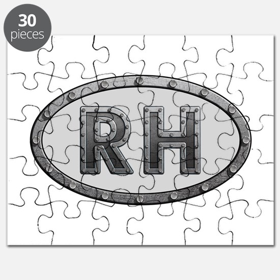 RH Metal Puzzle