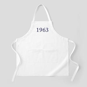 1963 BBQ Apron