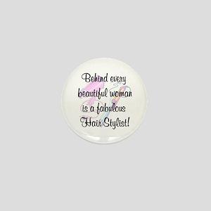 SUPER STAR STYLIST Mini Button