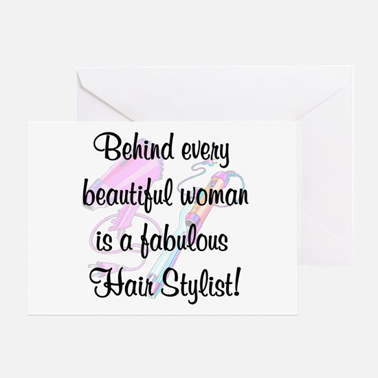 Hair stylist greeting cards cafepress super star stylist greeting card bookmarktalkfo Images