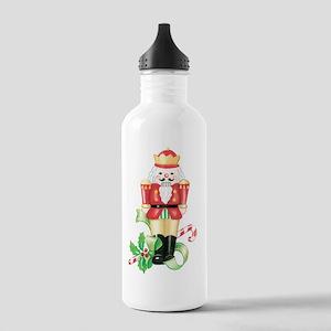 christmas nutcracker h Stainless Water Bottle 1.0L