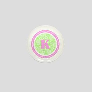 Paisley Mini Button
