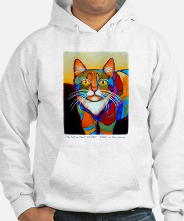 Cat-of-Many-Colors Jumper Hoody