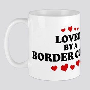 Loved: Border Collie Mug