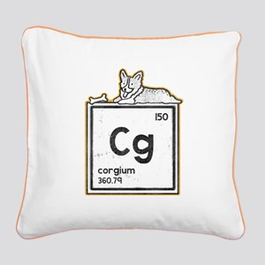 Corgium - Canvas Pillow