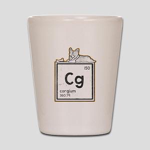 Corgium - Shot Glass