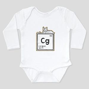 Corgium - Baby Long Sleeve Bodysuit