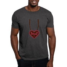 Lebkuchen heart Wiesn Oktoberfest T-Shirt