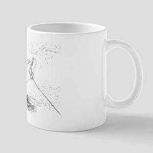 Slalom Water Ski Mug
