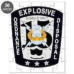 EOD Mobile Unit 15 Puzzle