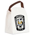 EOD Mobile Unit 15 Canvas Lunch Bag