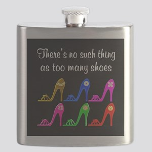 SIZZLING SHOES Flask