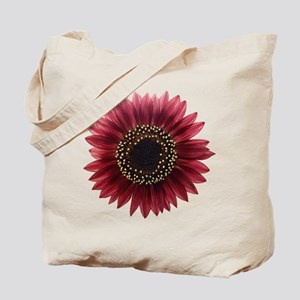 Ruby sunflower Tote Bag