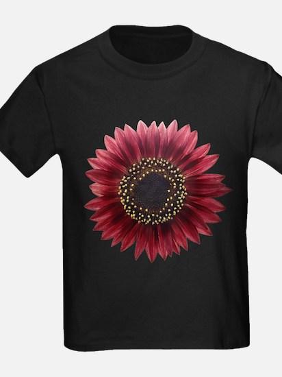 Ruby sunflower T-Shirt