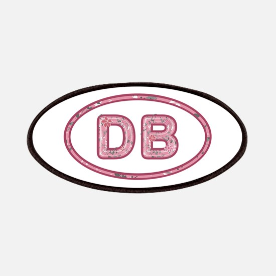 DB Pink Patch