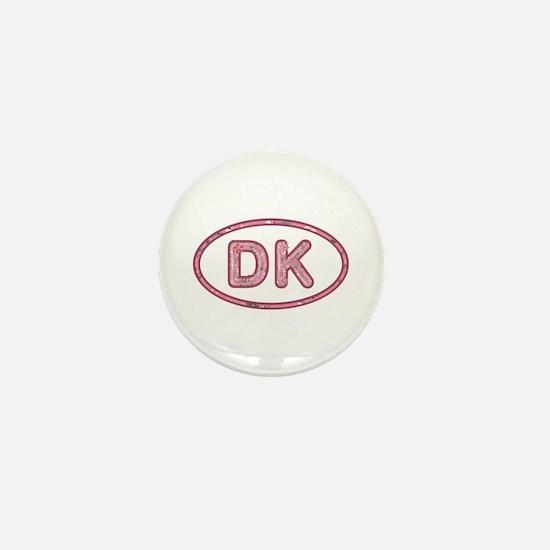 DK Pink Mini Button