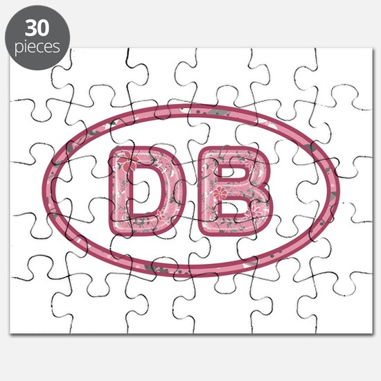 DB Pink Puzzle